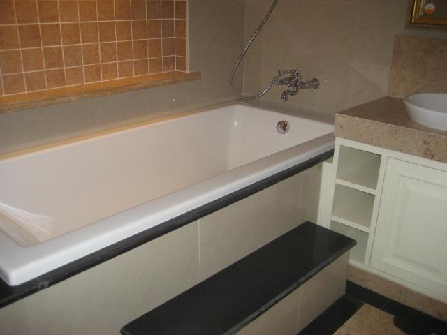 Bathroom Nova Atrium Central Pattaya Thailand Condo For Rent