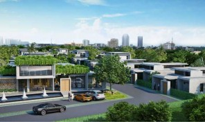 Amaya Hill  East Pattaya Villa For Sale