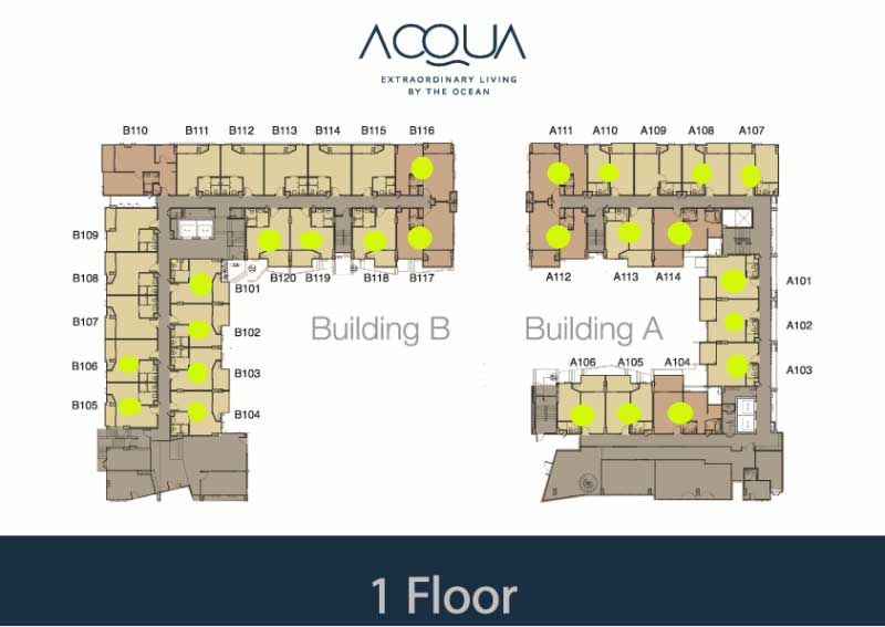floorplan-Acqua-Jomtien-Buy-property