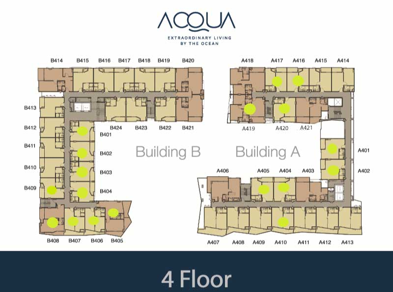 floorplan-Acqua-Jomtien-real-estate-property