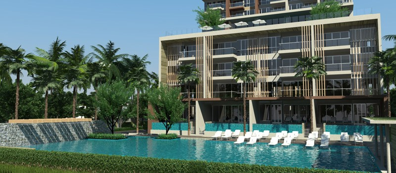 Cetus: The newest hottest development on Jomtien beach